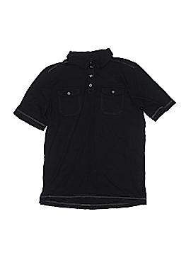 Helix Short Sleeve Polo Size X-Large (Youth)