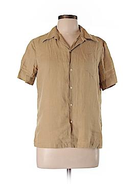 Ralph Lauren Sport Short Sleeve Button-Down Shirt Size 10