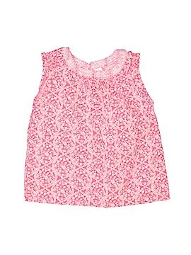 OshKosh B'gosh Short Sleeve Blouse Size 4T