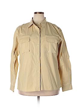 Cabela's Long Sleeve Button-Down Shirt Size XL