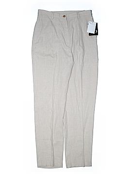 David Brooks Linen Pants Size 8