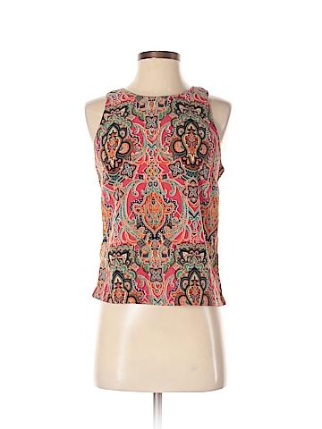 Glamorous Sleeveless Blouse Size 8