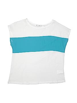 Papaya Short Sleeve Blouse Size M