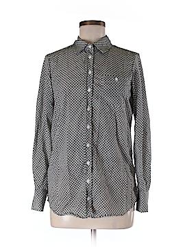 Baukjen Long Sleeve Button-Down Shirt Size 4