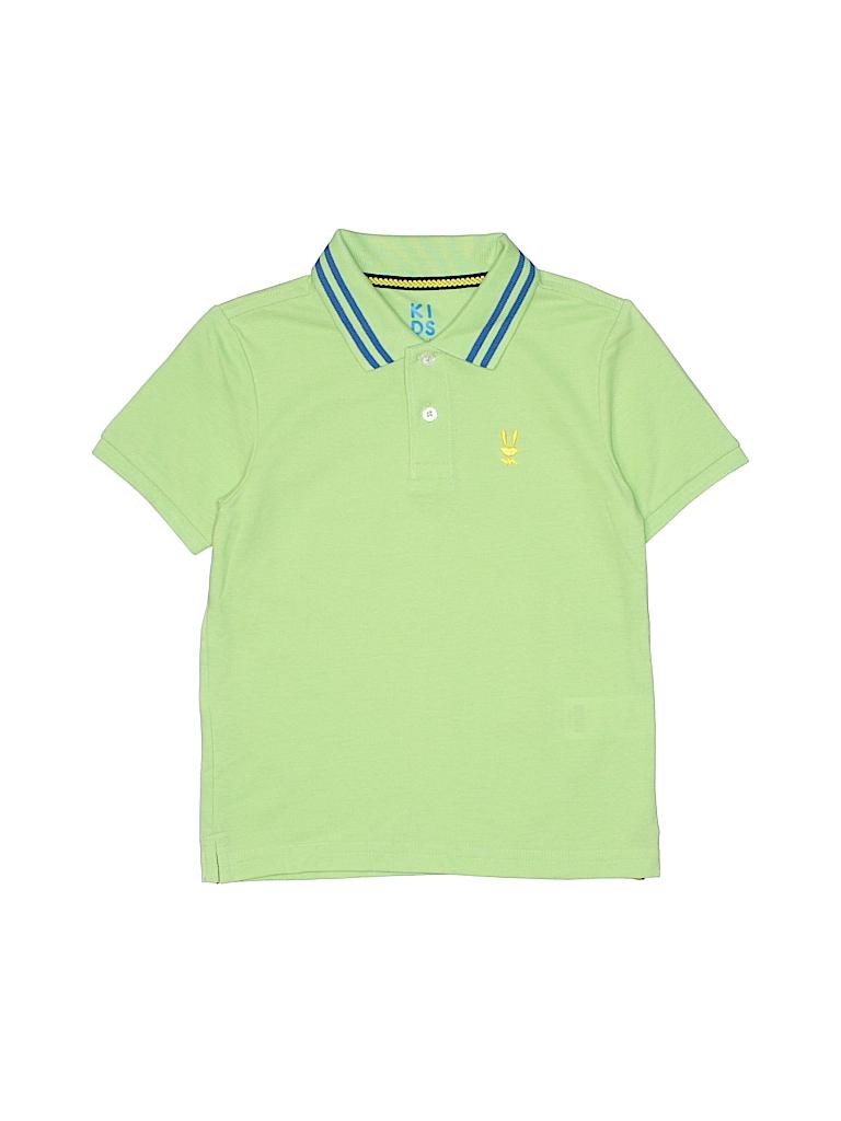 Kids Boys Short Sleeve Polo Size 4-5