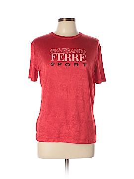 Gianfranco Ferre Short Sleeve T-Shirt Size L