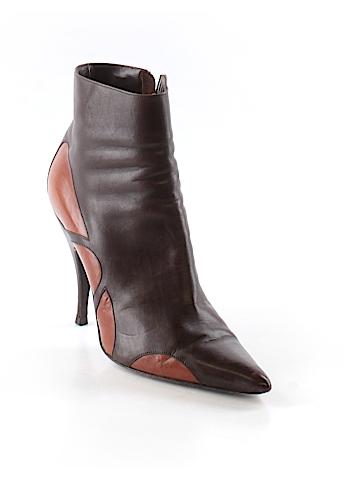 Bottega Veneta Ankle Boots Size 7 1/2