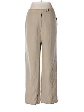 AK Anne Klein Linen Pants Size 4 (Petite)