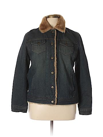 New York & Company Denim Jacket Size XL