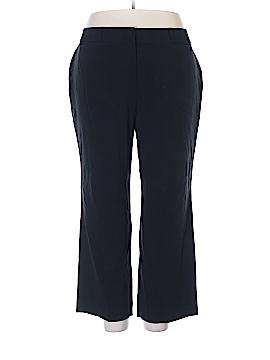Larry Levine Dress Pants Size 20W (Plus)