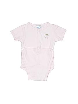 Miniwear Short Sleeve Onesie Size L (Infants)