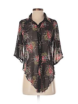 Penelope Short Sleeve Blouse Size S