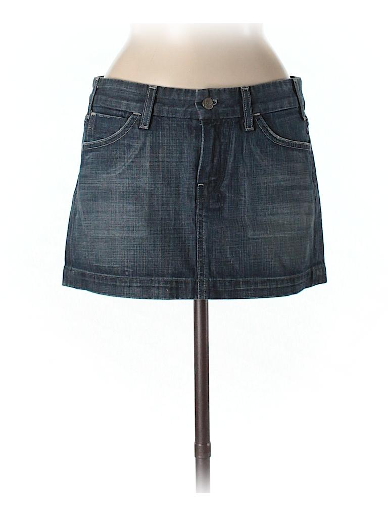 Citizens of Humanity Women Denim Skirt 29 Waist