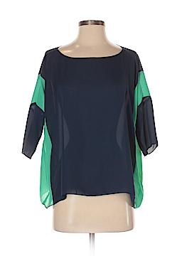 Fashionomics 3/4 Sleeve Blouse Size S