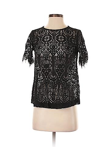 Ann Taylor LOFT Short Sleeve Blouse Size XS (Petite)