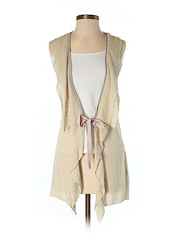 Rock & Republic Silk Cardigan Size S