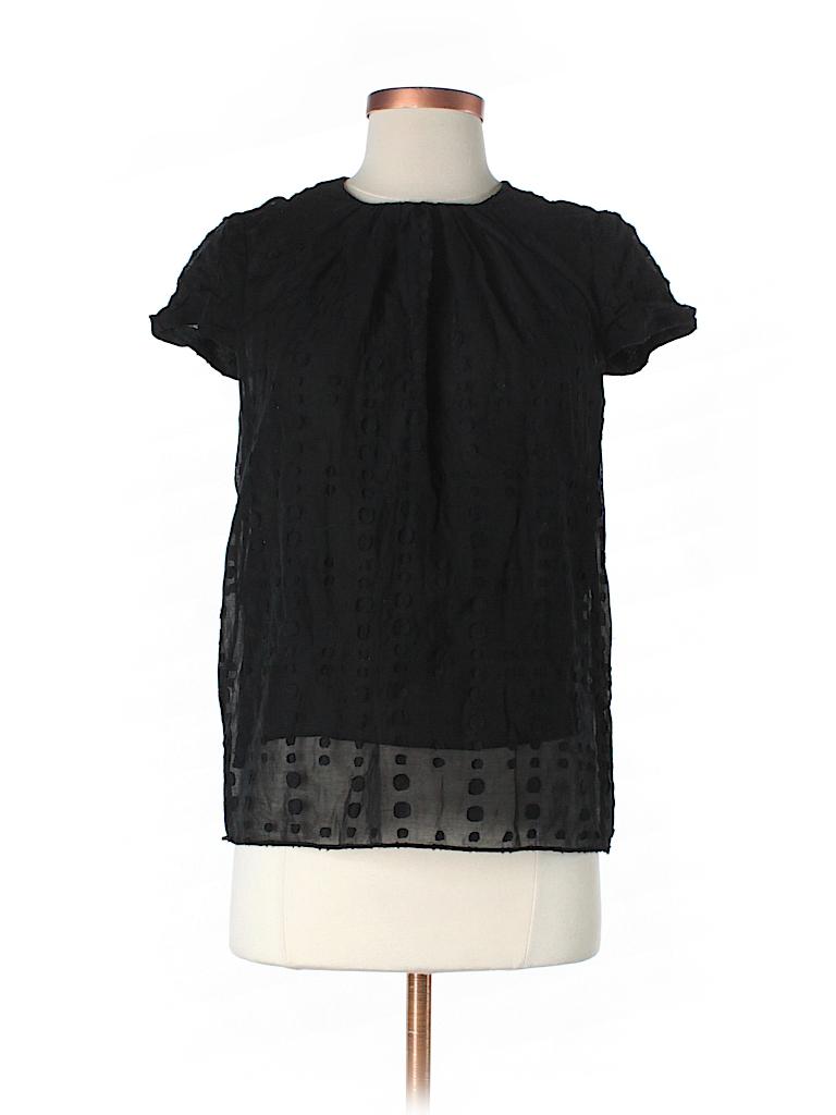 Vince. Women Short Sleeve Blouse Size S