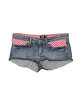 D&G Dolce & Gabbana Denim Shorts 26 Waist