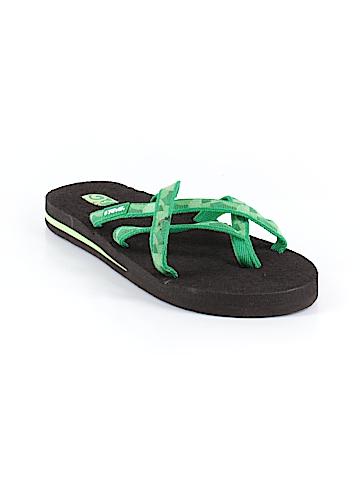 Teva Flip Flops Size 7
