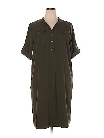 Travelsmith Casual Dress Size XL
