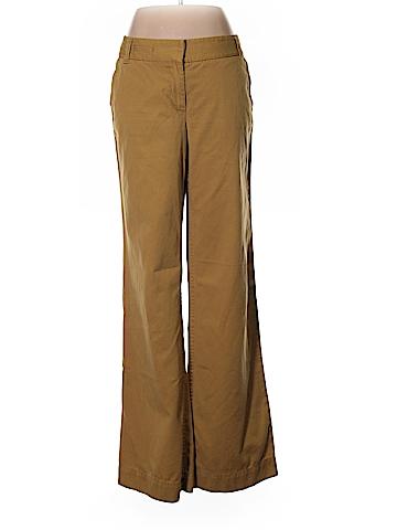 J. Crew Khakis Size 12 (Tall)