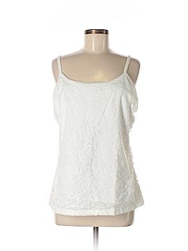 Denim 24/7 Sleeveless Blouse Size L