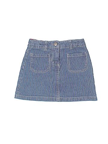 Mini Boden Denim Skirt Size 5 - 6