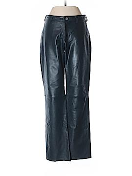 Banana Republic Leather Pants Size 0