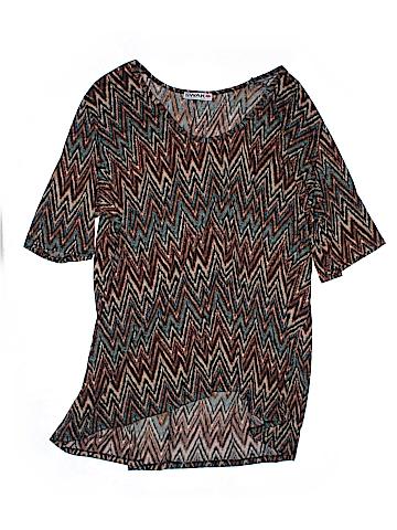 Swak 3/4 Sleeve Top Size 6X (Plus)