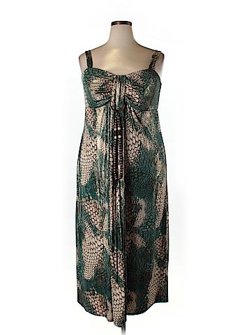 Roz & Ali Casual Dress Size 18 (Plus)