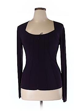 Vintage Suzie Long Sleeve Blouse Size M