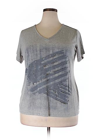 Avenue Short Sleeve T-Shirt Size 14/16 Plus (Plus)