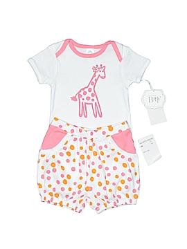 Nordstrom Baby Short Sleeve Onesie Size 9 mo