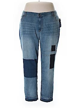 Catherines Jeans Size 26W Plus (Plus)