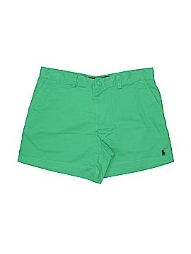 Ralph Lauren Sport Khaki Shorts Size 10