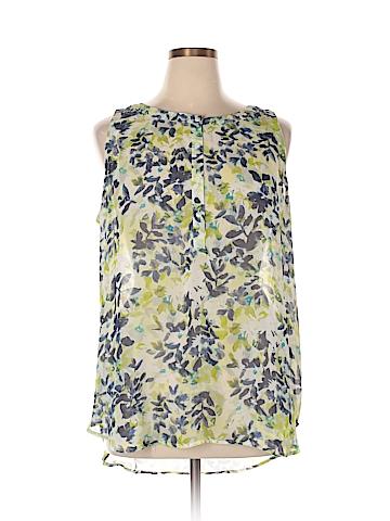 Liz Claiborne Sleeveless Blouse Size 1X (Plus)