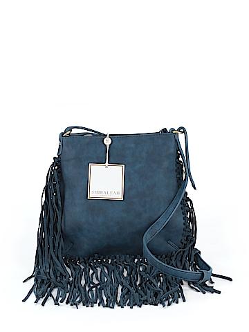 Shiraleah Leather Crossbody Bag One Size