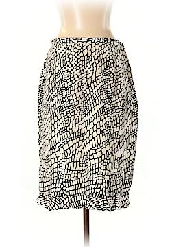 Chetta B Silk Skirt Size 4