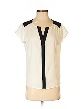 Ann Taylor Short Sleeve Blouse Size M (Petite)