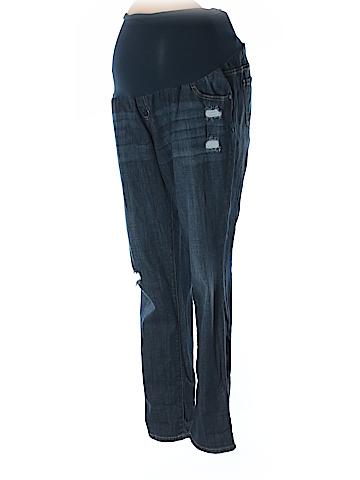 Indigo Blue Jeans Size XL (Maternity)