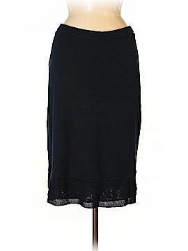Bill Blass Silk Skirt Size M
