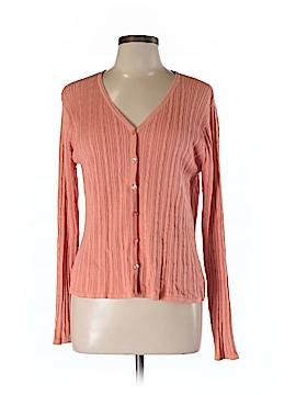 Haley Silk Cardigan Size M