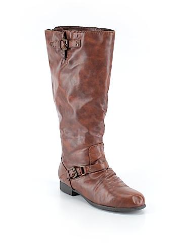 Brash Boots Size 8