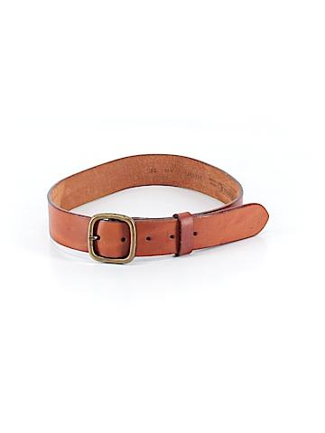 Banana Republic Leather Belt 28 Waist