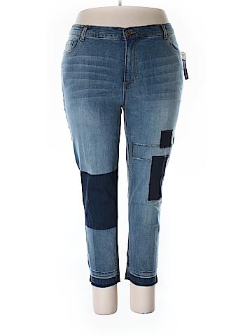 Catherines Jeans Size 24W Petite (Plus)