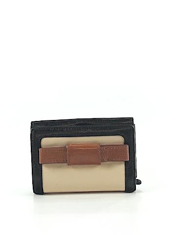 Orla Kiely Leather Wallet One Size