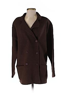 Susan Bristol Wool Coat Size M