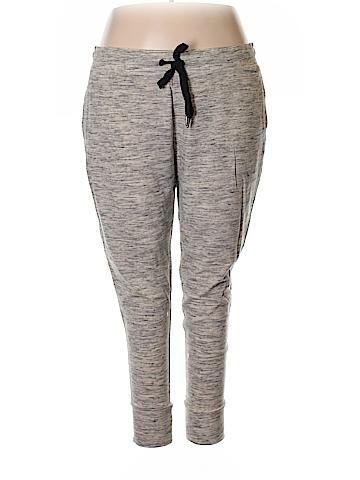 Ava & Viv Sweatpants Size 2X (Plus)