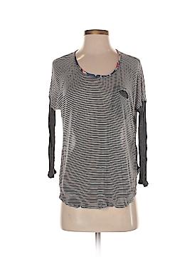 Velvet Long Sleeve T-Shirt Size P