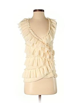 Deletta Sleeveless Top Size S